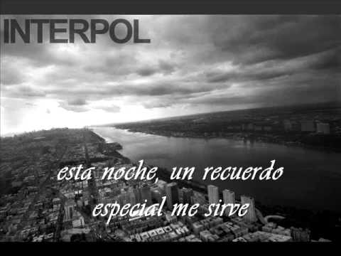 interpol-memory serves(subtitulado)