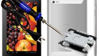 ремонт планшета Huawei MediaPad 7 Lite 3G  (S7-931u) (замена Micro-USB разъема)