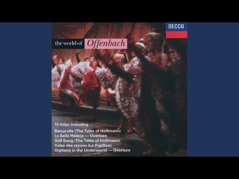Offenbach: Le Papillon / Prelude And Act 1 - Scene 2, Valse Des Rayons