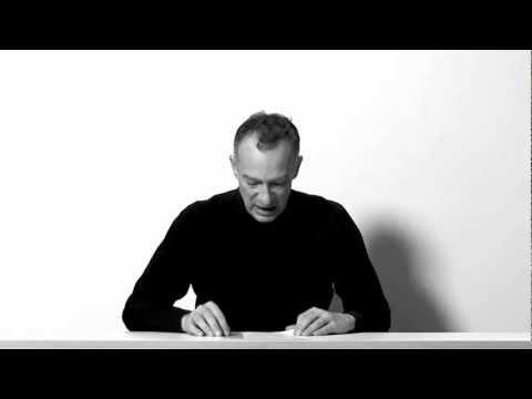 """Christoph Süß liest aus """"Morgen letzter Tag"""", erschienen im Knaus Verlag"""