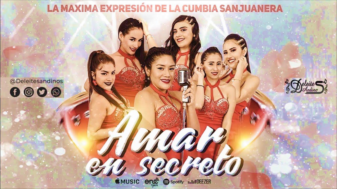 Deleites Andinos  -  Amar En Secreto   | Vídeo Lyric Oficial