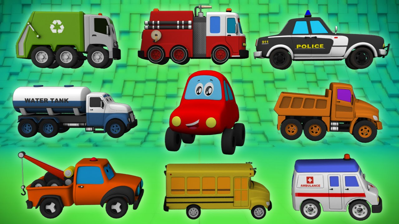 Kids Street Vehicles