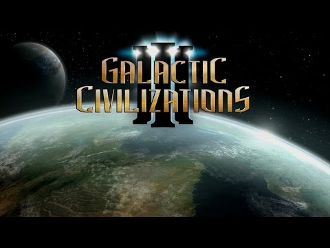 Galactic Civilization 3 - The Very First Interaction [ Beginner Impression ]