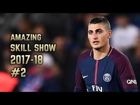 Marco Verratti 2017-18 | Amazing Skill Show #2