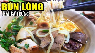 """""""Lo Duc"""" Offal noodles-The very unique flavor from a famous Offal rice noodles restaurant"""