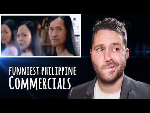 Funniest Philippine Commercials! Compilation | REACTION
