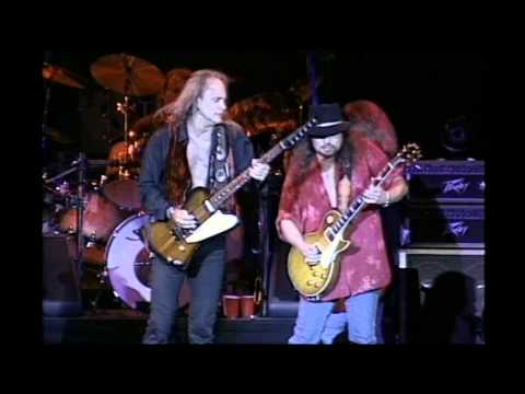 Lynyrd Skynyrd - Simple Man (Lyve From Steel Town)