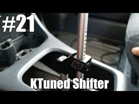 K Tuned Shifter Review