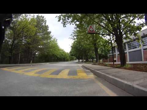 Ride around METU Campus Part 1