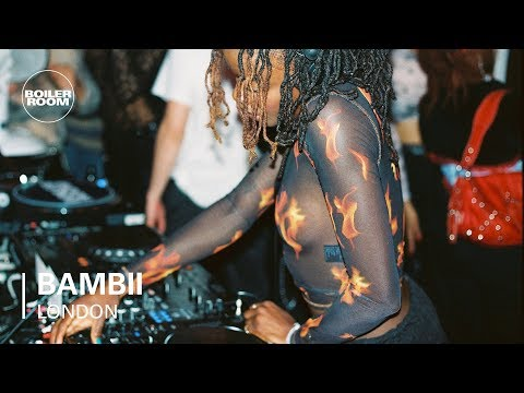 Bambii | Bass & Percs #4 | London