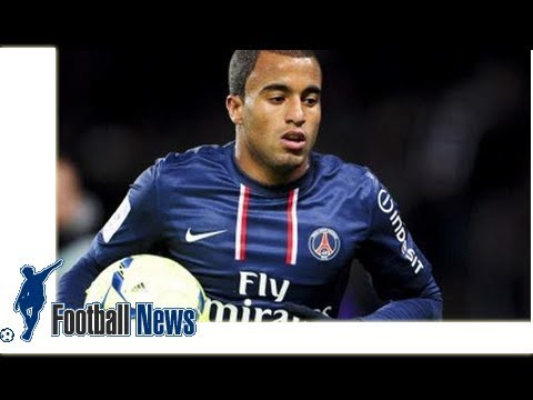 Lucas Moura linked with Manchester United   by Top News