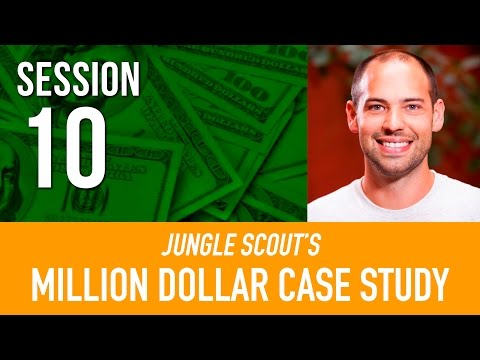 Taxes & Legal Structure 🏦  Million Dollar Case Study | Jungle Scout I Session 10