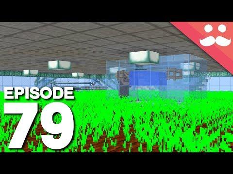 Hermitcraft 5: Episode 79 - Farms BUILT! Storage FULL!