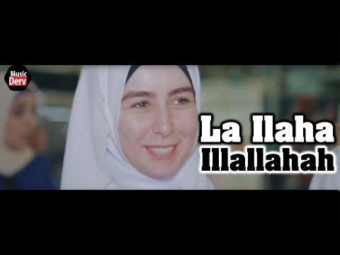 La Ilaha Illallah Muhammadur Rasulullah Arabic Nasheed By Little Girl | Music Derv