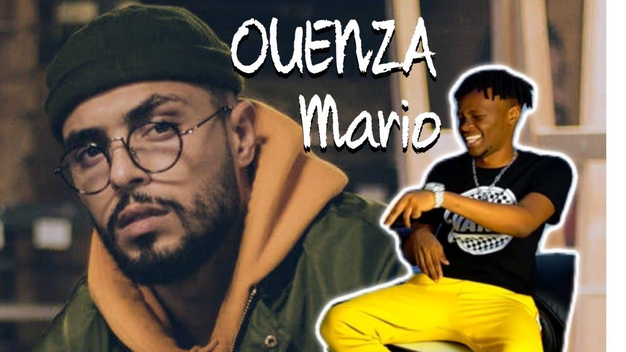[MOROCCAN RAP] OUENZA - MARIO ( Official Music Video ) REACTION!