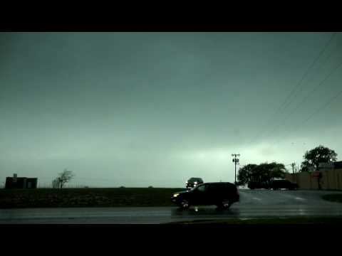 03-24-17 Tracking Storms in NE Texas