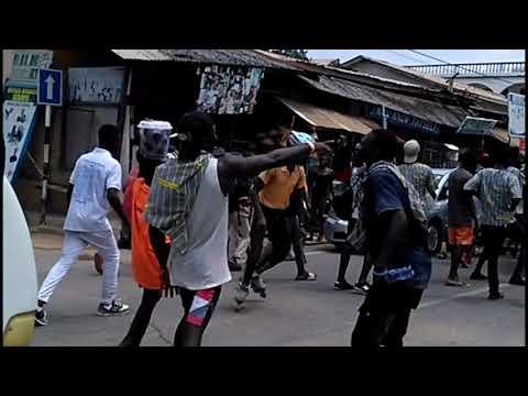 Ghana Travel Experience Vlog