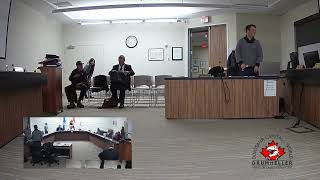 Town Council Meeting for Sept 30, 2019