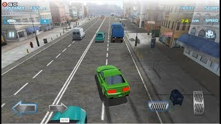 """Fast Car 3D Driving - Racing Car Game of Speed - Chapter 2 """"City"""" Android gameplay FHD #2"""