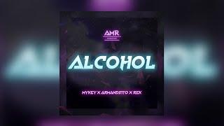 Armandsito x Mykey x Rek - Alcohol (Official Lyrics Video)
