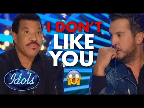 Judge Lionel Richie Shocks EVERYONE On American Idol 2020 By Telling Contestant 'i Dont Like You'