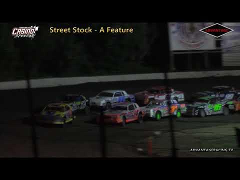 Street Stock Feature - Casino Speedway - 6/24/18