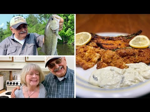 Cajun Fish Fry And A Side (a Low-carb Meal In Which To Take Pride)