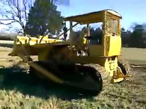cat d6 9u caterpillar dozer 4 sale - YouTube