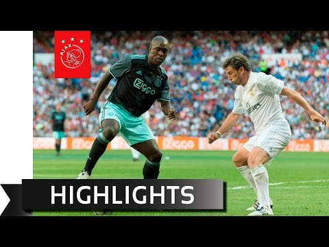 Highlights Real Madrid Legends - Ajax Legends