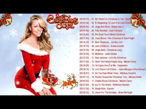 Mariah Carey All I Want For Christmas Is You Official Video Youtube