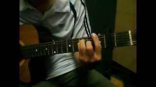Tình thôi xót xa - Guitar (Cover)