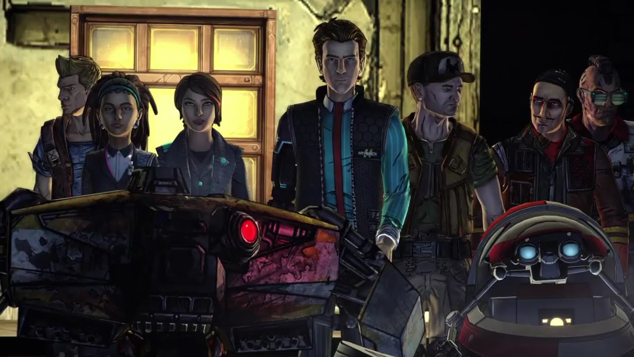 Tales From The Borderlandsの新しいTales From The Borderlands ...