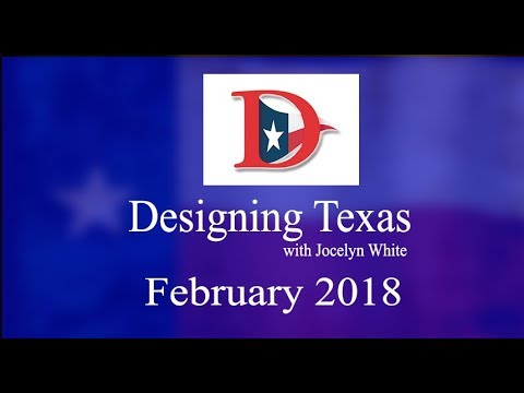 Designing Texas February 2018