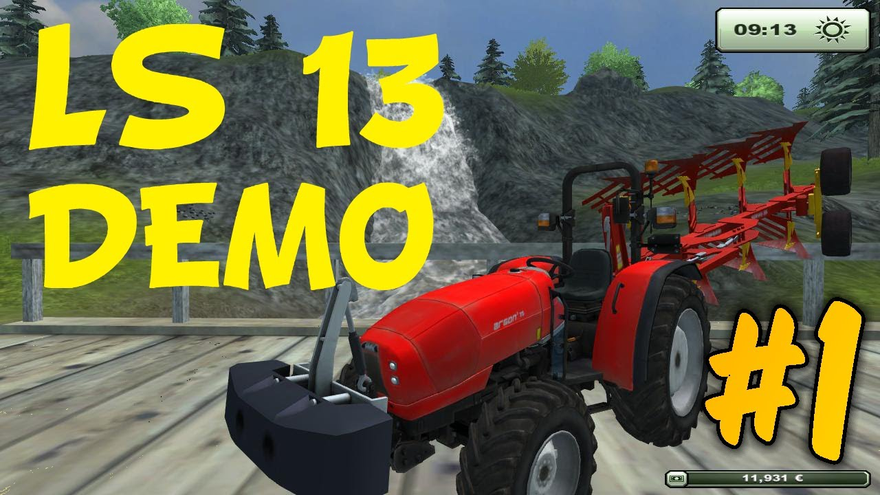ls 13 demo