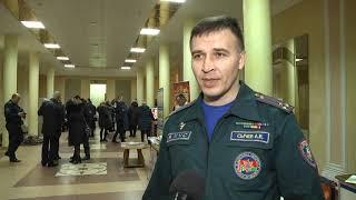 2020-02-27 г. Брест. Единый день безопасности. Новости на Буг-ТВ. #бугтв