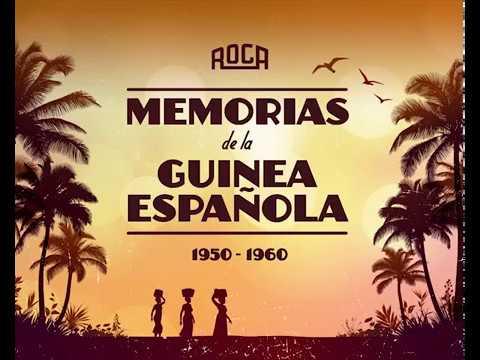 Memorias de la Guinea Española 1950 - 1960  - Volumen 1