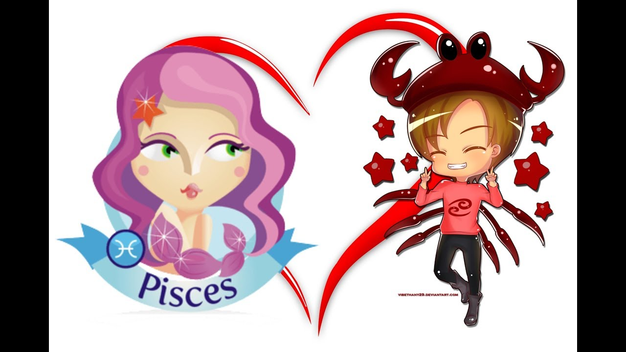 Female cancer male pisces Pisces Man