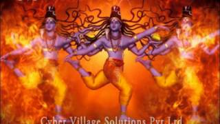 Lord Shiva 3D Animation God Songs Part 3 ---  ( Lingastakam, Om namah shivaya etc.)