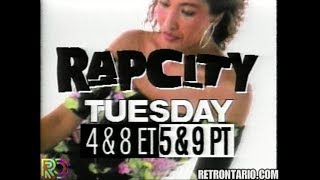 MuchMusic RapCity (1992)