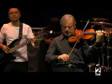Jean Luc Ponty - Festival Jazz San Sebastian