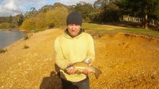 Рыбалка на Окуня и Карпа в Австралии(gold99999.net., 2015-03-27T16:47:02.000Z)