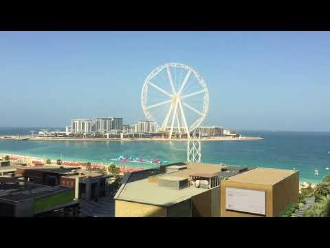 Dubai UAE Airport Tips (DXB), SIM cards, Marina District tour