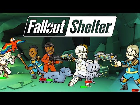 ПОИСКОВЫЙ ОТРЯД НА ПОРОГЕ СМЕРТИ - Fallout Shelter #49