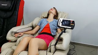 Repeat youtube video massage chair with sex functions