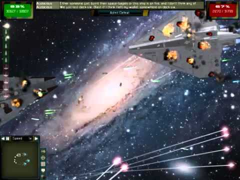Gratuitous Space Battles Star Wars Mod