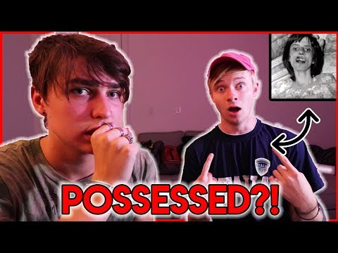 Taking a Possession Test | Queen Mary | Colby Brock