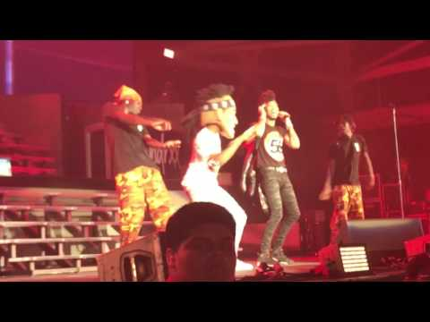 Future: Nobody Safe Tour Austin360 DJ ESCO Entrance and Dance To