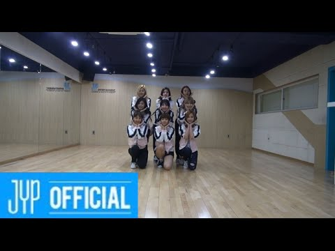 "TWICE(트와이스) ""CHEER UP"" Dance Video"