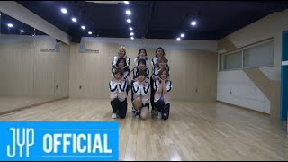 TWICE(트와이스) 'CHEER UP' Dance Video