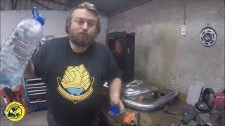 видео Реставрация хрома. Как вернуть зеркальной поверхности былой блеск — ClassicAutoClub.ru
